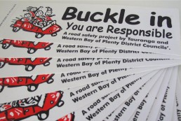 Buckle in_Jury Design Road Safety Campaign