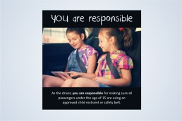Buckle in Road Safety campaign by Jury Design